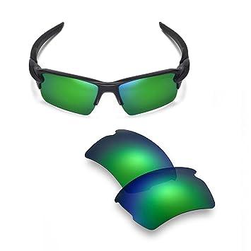 fe969ff7c5 Walleva - Lentes de Repuesto para Gafas de Sol Oakley Flak 2.0 XL, 26  Opciones Disponibles: Amazon.es: Deportes y aire libre