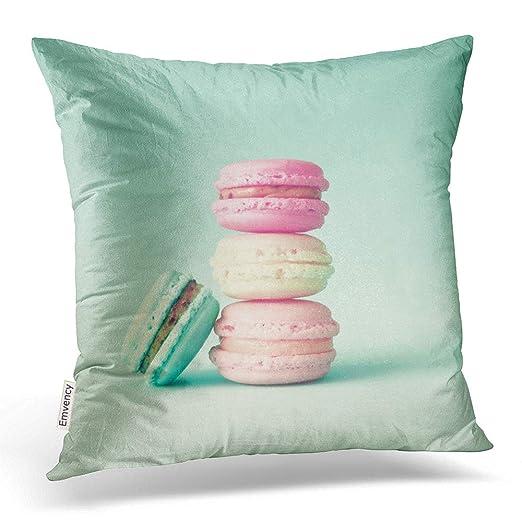 emvency manta fundas de almohada de colores pastel Vintage ...
