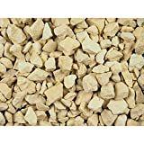 DECORATIVE AGGREGATE GRAVEL COTSWOLD BUFF CHIPPINGS 20-5MM 25kg BAG