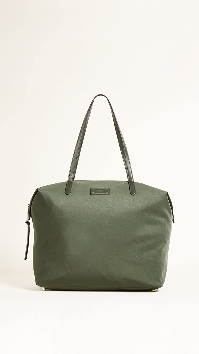 f42f1a41a Amazon.com: Rebecca Minkoff Women's Nylon Tote, Army, One Size: Shoes
