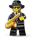 LEGO Minifigures Series 11, Saxophone Player