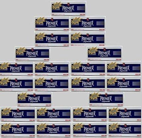 Portland Mall Premier Supermatic King Full Flavor 25 Cigarette Cheap SALE Start Filter Tubes