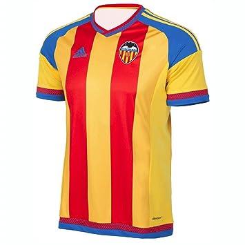 Camiseta de fútbol del Valencia talla de niño, 13-14 años: Amazon.es: Deportes y aire libre