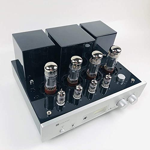 MUZISHARE – X5 Integrated Amplifier EL34 x4 Tube AMP Push-Pull with Remote Upgrade