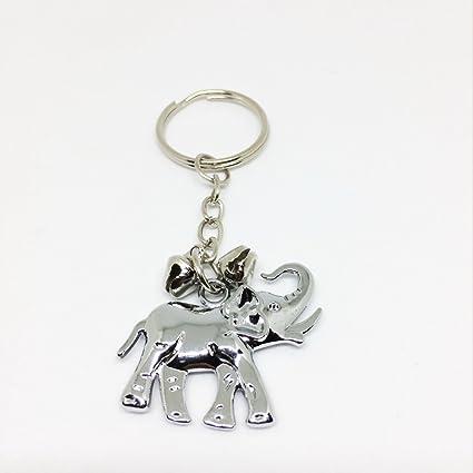 Miss Bangkok elefantes llavero, llavero, diseño de animales ...