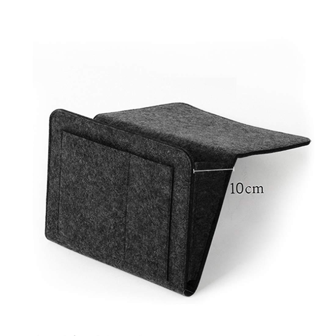 Lunettes Stylo Livre homelikesport Sac de Chevet avec 5 Poches pour t/él/écommande iPad t/él/éphone Portable