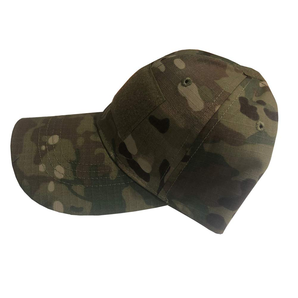 Stile Militare Forze Speciali da Combattimento XUNQIARS Cappello tattico da Uomo Operatori Berretto da Baseball