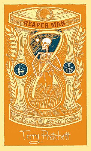 Reaper Man (Discworld Hardback Library)