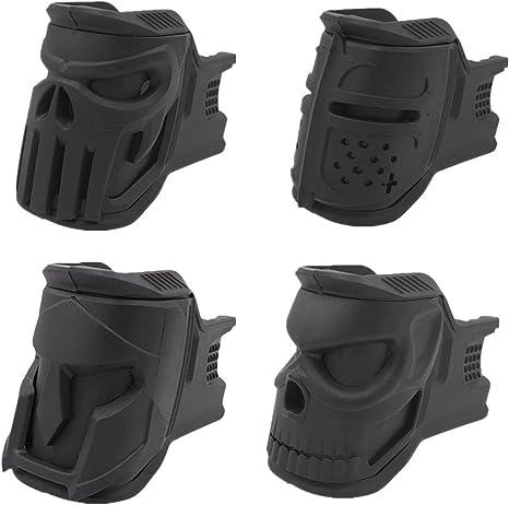 Totrait 4 pcs Mojo Mag Well Grip pour AEG M4 M16 AR15 S/érie Accessoires