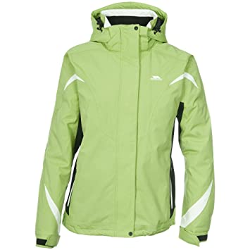 Trespass Womens Ladies Jamilla Padded Waterproof Breathable Ski Jacket   Amazon.co.uk  Sports   Outdoors 8e2079de0
