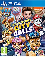 Paw Patrol The Movie Adventure City Calls (PS4)