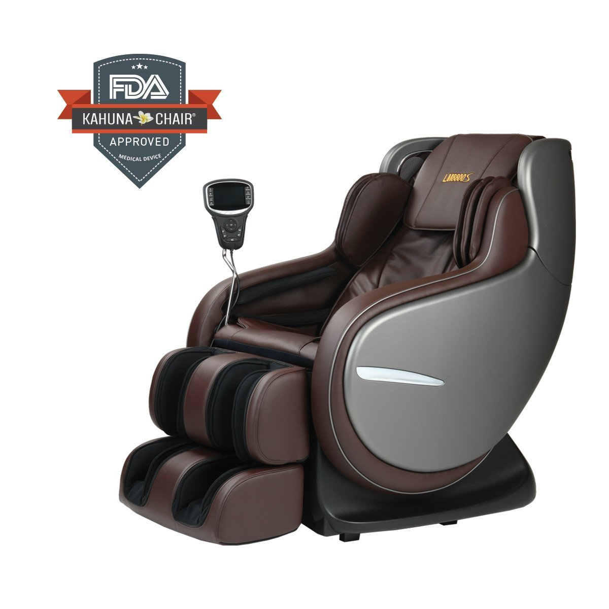 best ultimate massage experience 3d kahuna massage chair lm8800s brown - Osaki Os4000