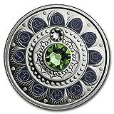 2017 CA Canada 1/4 oz Silver $3 Zodiac Series (Virgo) (1/4) Brilliant Uncirculated