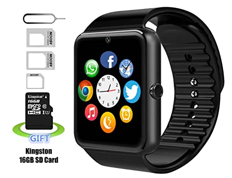 Smart Watch, Reloj Inteligente, Android Smartwatch, iPhone ...