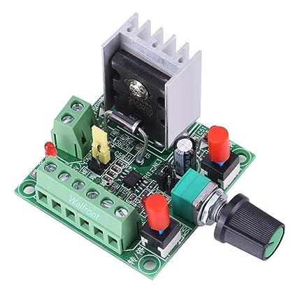 1ea6b8c174e Generador de Señal de Pulso PWM Tablero de Regulador de Impulsión de Motor  Paso a Paso