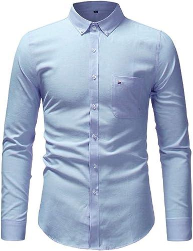 Piebo_Women Blouse - Camisa Formal - Moda - para Hombre Azul ...
