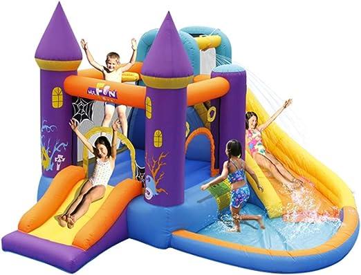 Castillos hinchables Al Aire Libre Parque Inflable para Niños En ...