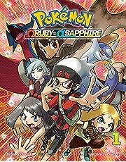 Pokémon Omega Ruby & Alpha Sapphire, Vol. 1