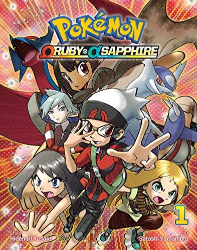 Pokémon Omega Ruby Alpha Sapphire, Vol. 1 (Pokemon) Photo