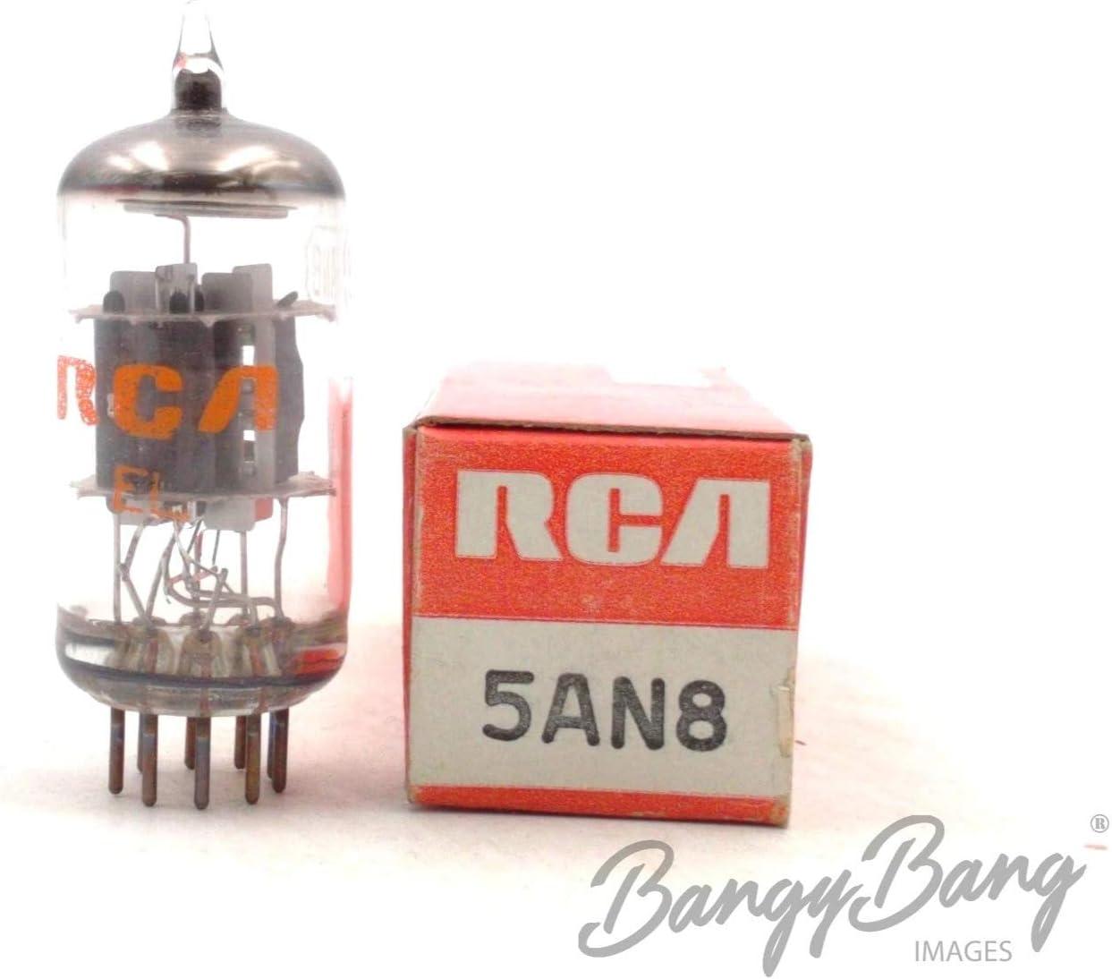 Valve Vintage RCA 5AN8 Triode Pentode Vintage Sunn//Ampeg Amp BangyBang Tubes