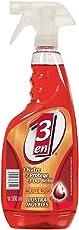 3 en 1 Aceite Lustramuebles con Atomizador rojo, 500ml