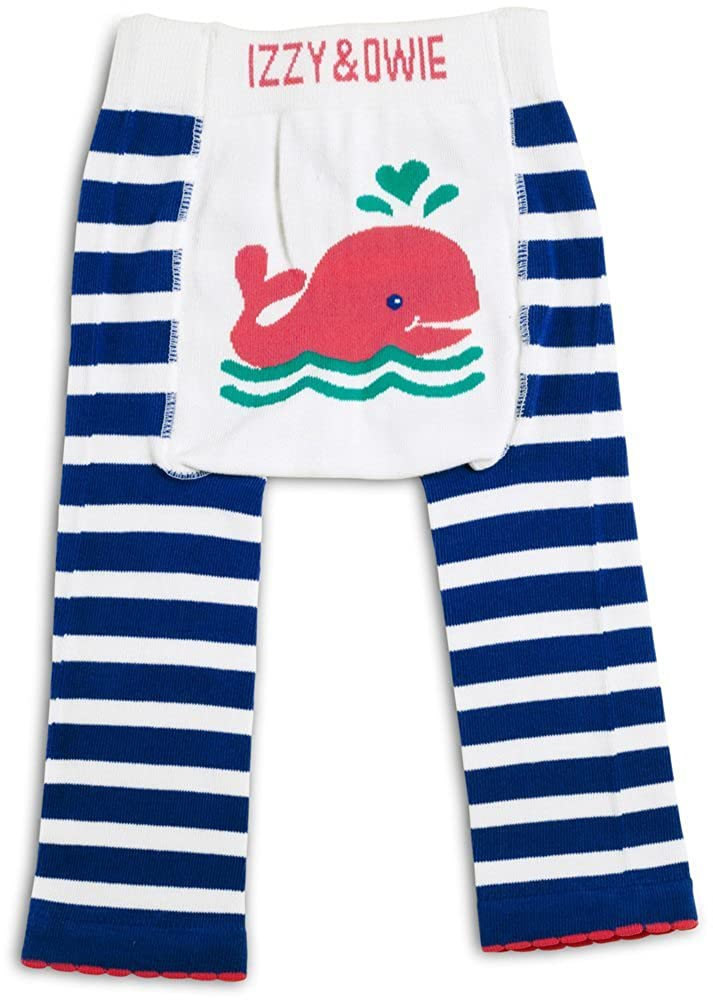 Izzy & Owie Baby Girl Leggings Whale, 12-24 Month Pavilion Gift Company 79213