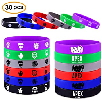 Amazon.com: DoYay - Pulsera de videojuegos Apex Legends para ...