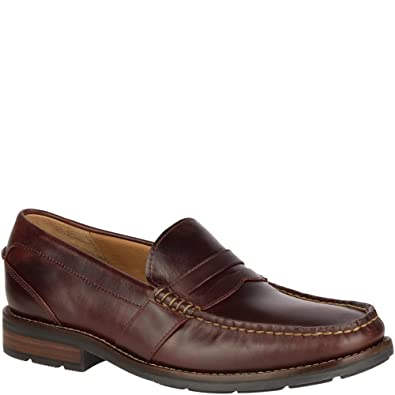 Sperry Top-Sider Men's Essex Penny Loafer, Amaretto, ...