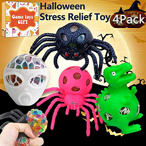 GBD Halloween Decoration Party Favors Games for Kids