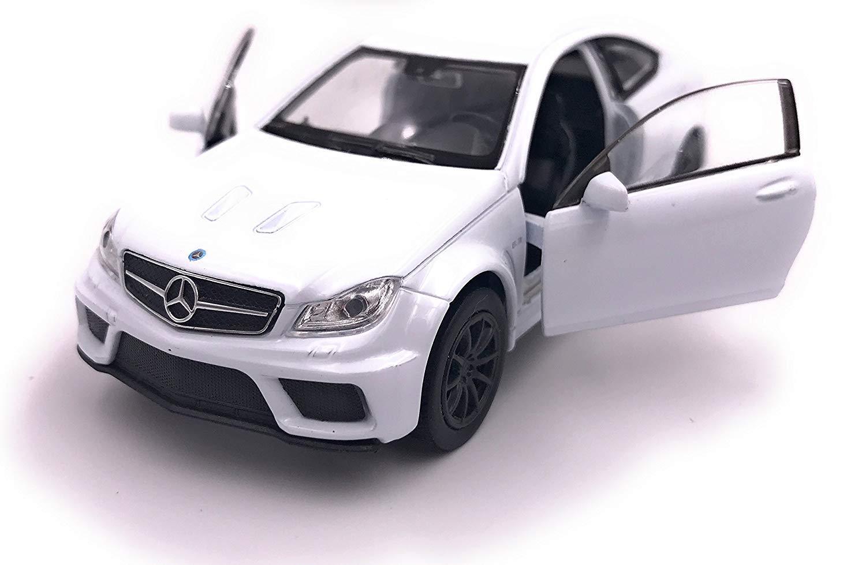Mercedes Benz C63 AMG Coup S/érie 01:32 /Échelle Mod/èle Voiture OEM Autoris/é par Daimler rouge