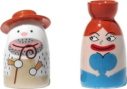 Alessi Weihnachtsfiguren Bunt