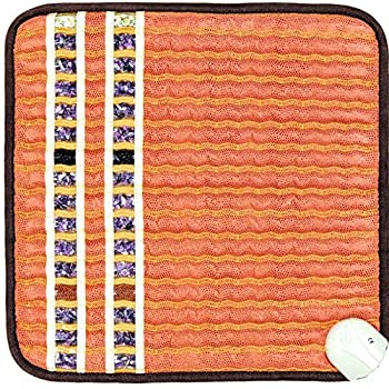 Amazon com: Far Infrared Mini Heating Mat Pad With Amethyst