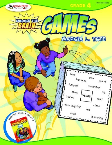 Cpc Four - Engage the Brain: Games, Grade Four