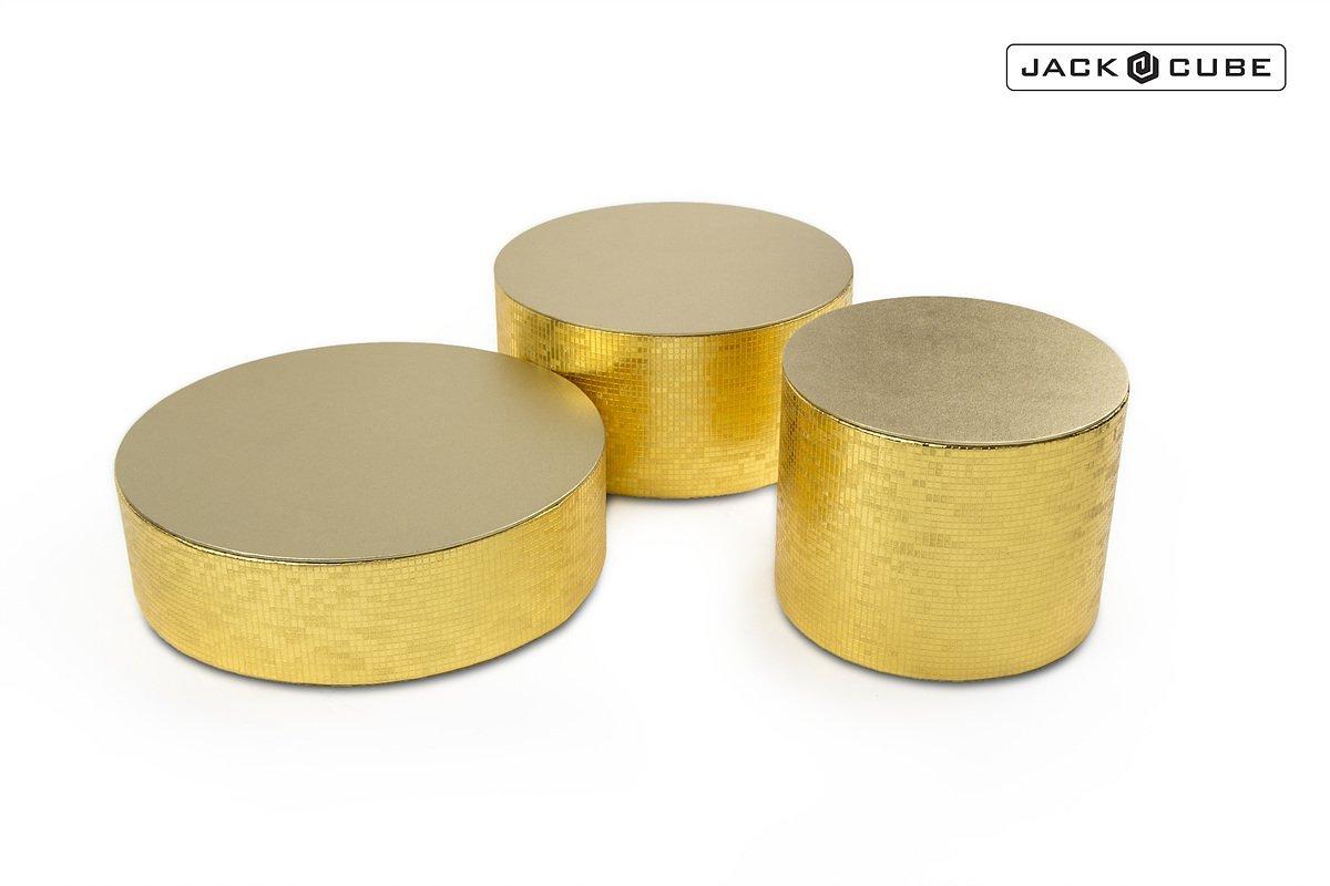 Amazon.com: Jack Cube Cake Stand Set of 3, Cupcake Display Supplies ...
