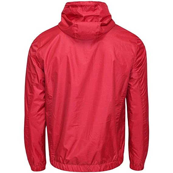 Style It Up Ltd - Chaqueta impermeable - Básico - Capucha - Manga Larga - para hombre njidJC