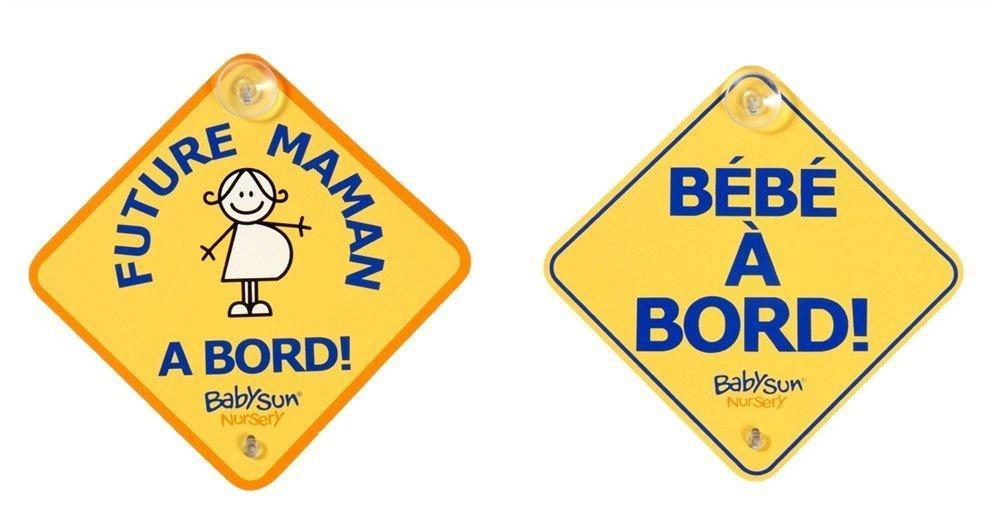 Babysun Nursery Bébé et Maman à Bord