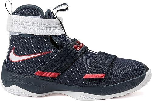 Nike Lebron Soldier 10 (GS), Zapatillas de Baloncesto para Niños ...