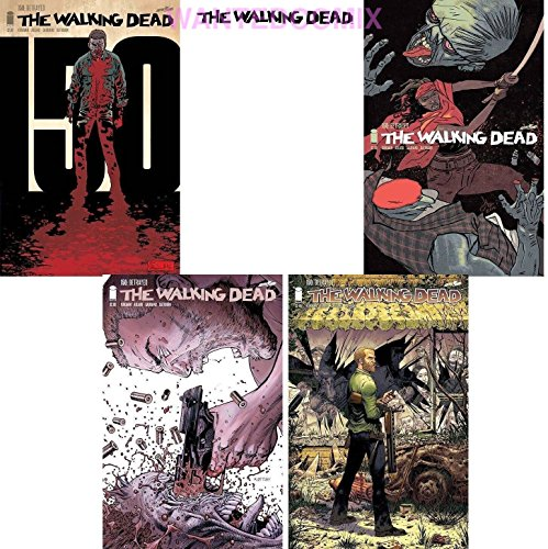 The Walking Dead #150 Issue A-E - Bundle of Five (5) Image Comics