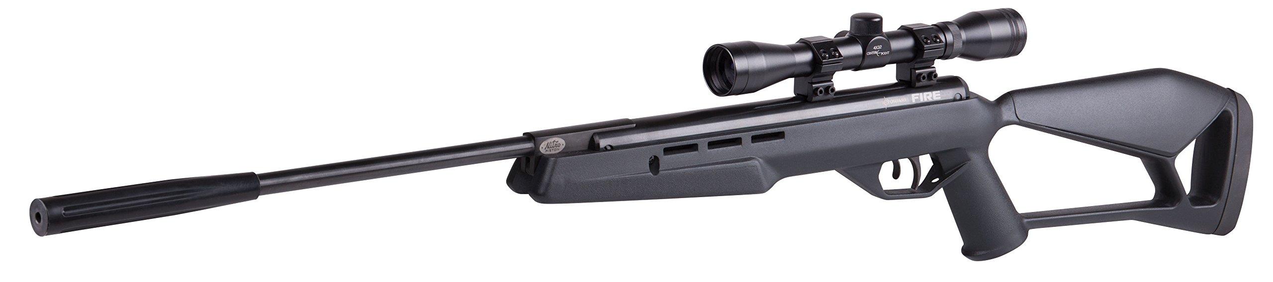 Crosman CFRNP17SX Fire Nitro Piston Air Rifle by Crosman