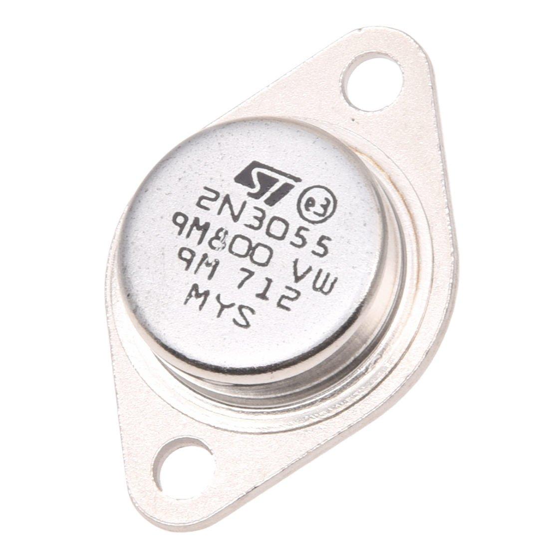 Sodial 5 X 2n3055 Npn Af Amp Audio Leistungstransistor 50w Amplifier Elektronik