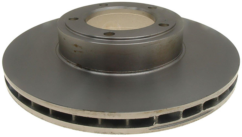ACDelco 18A765A Advantage Non-Coated Front Disc Brake Rotor
