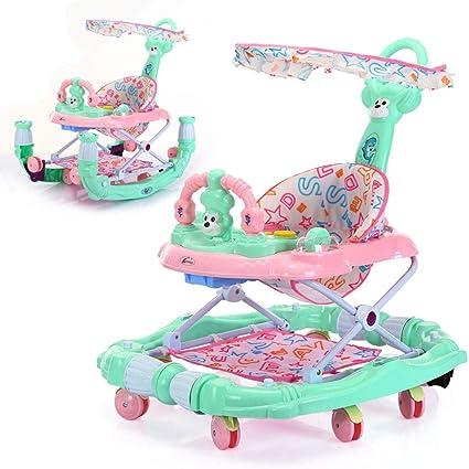 Altura Ajustable Andadores Bebé, Anti-O-Pierna del Bebé ...