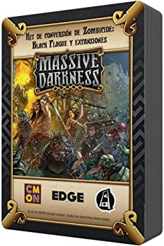 Edge Entertainment- Massive Darkness Crossover Set, Color (EECMZB41): Amazon.es: Juguetes y juegos