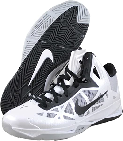 84a3d78cd25a Nike Zoom Hyperchaos Basketball Shoes - 18 - Black