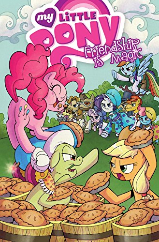 My Little Pony: Friendship is Magic Volume 8 Eight Little Ponies