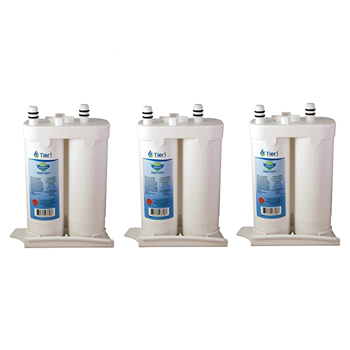 Tier1 Replacement for Frigidaire WF2CB PureSource2, NGFC 2000, 1004-42-FA, 469911, 469916, FC 100 Refrigerator Water Filter 3 Pack