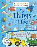 My Things That Go: Activity and Sticker Book