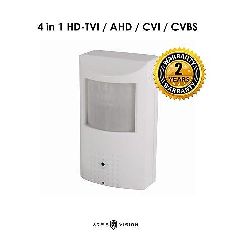 Amazon.com : Ares Vision 5MP 4 in 1 TVI, CVI, AHD, CVBS ...