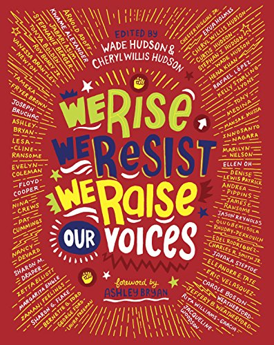 We Rise, We Resist, We Raise Our Voices by Crown Books for Young Readers