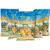 O'Tree Chips de Plátano Macho Mexicano, Botana Artesanal Saludable 100% Mexicana, Snack de Platanitos (Salado, 24 Pack…